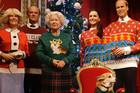 The Royal family sharing their Christmas cheer