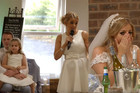 Sister tops all wedding speeches with an incredible rap!