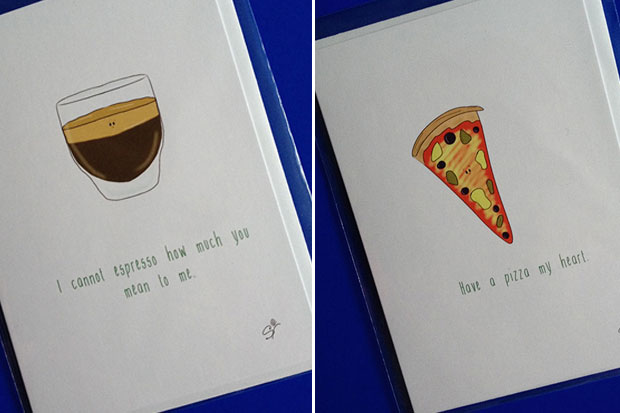 23 of the cutest foodie puns about life + love