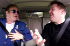The latest Carpool Karaoke featuring Elton John!