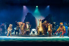 Ice Age LIVE! A Mammoth Show on Ice?