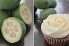 Recipe: Feijoa and Coconut Cupcakes