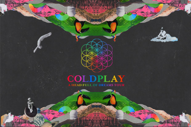 Coldplay are coming to New Zealand