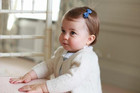 Kate Middleton releases NEW photos of Princess Charlotte