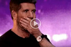Simon Cowell fears for his life during Britain's Got Talent performance