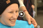 Watch the beautiful response of cancer patients when they are pampered