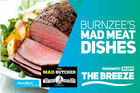 Burnzee's Mad Meat Dishes