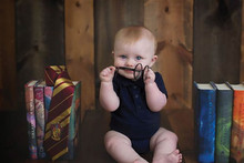 Couple create incredible HARRY POTTER themed room for baby