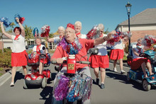 80 year old's Shake It Off as a tribute to Taylor Swift