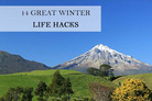 14 Great Winter Life Hacks You Need To Know