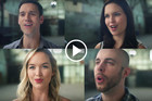 A Cappella group perform Elvis' Can't Help Falling In Love