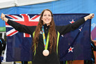 Steve and Kath chat to New Zealand's new sports hero, Eliza McCartney