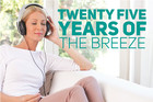 25 years of The Breeze CD