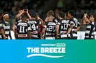 The Breeze Hawke's Bay is proud to support The Magpies
