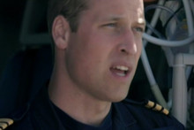 Prince William opens up about life as an air amublance pilot