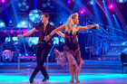 Anastacia & Brendan Cole Cha Cha to 'Lady Marmalade' on Strictly Come Dancing