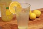 Spring-time Lemonade Cordial