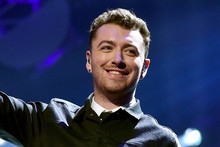 Sam Smith spotted on holiday in New Zealand