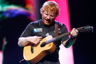Ed Sheeran just shared the full track list for his brand new album