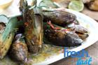 BBQ Mussels