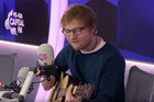 Ed Sheeran performs new single 'Shape of You' live