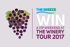 Win a VIP weekend away at The Winery Tour!