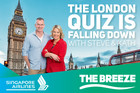 London Quiz is Falling Down