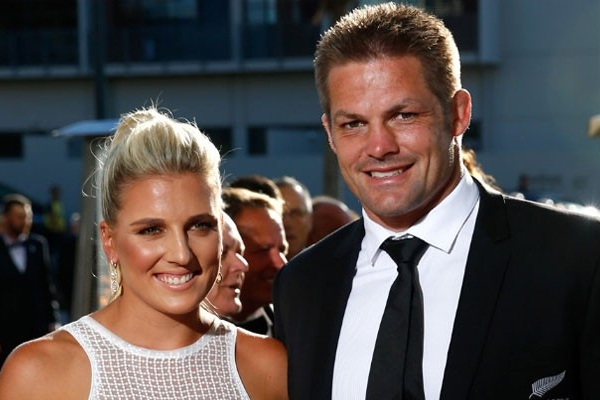 Richie McCaw rumoured to be getting married this weekend