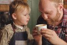 Adorable 3-year-old boy is world's youngest barista