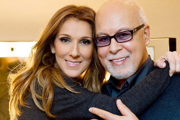 Celine Dion's emotional tribute to her husband on anniversary of his death