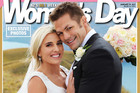 First photos from Richie McCaw and Gemma Flynn's wedding