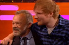 Ed Sheeran gets the best surprise on The Graham Norton Show
