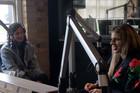 Brooke Fraser & Benny Tipene catch up with Robert Scott