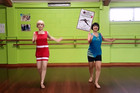 Learn to dance at Art Deco weekend with Megan