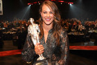 Lisa Carrington wins sportswoman of the year at awards last night
