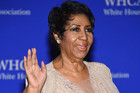 Aretha Franklin announces her retirement