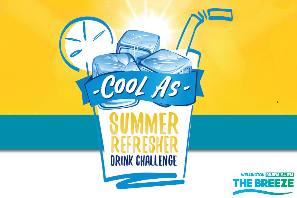 Cool As Summer Refresher Challenge!