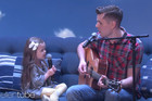 Father and daughter duo perform 'You Got a Friend in Me' on Ellen Show