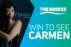 WIN A ROMANTIC WEEKEND AWAY TO SEE CARMEN BY THE RNZB
