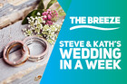 Steve and Kath's Wedding in a Week