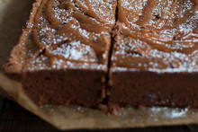 Jamie Oliver's Salted Caramel Brownies
