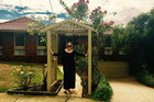 Adele visits the set of 'Neighbours' while touring Australia