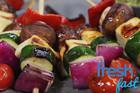 Vege Kebabs