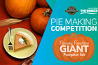 The Pumpkin Pie Making Competition