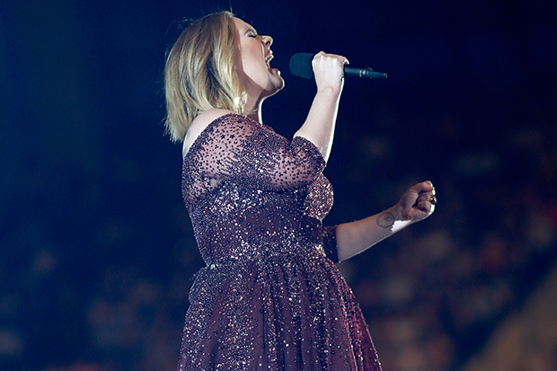 Adele says her 4 year old son has a pottymouth just like her